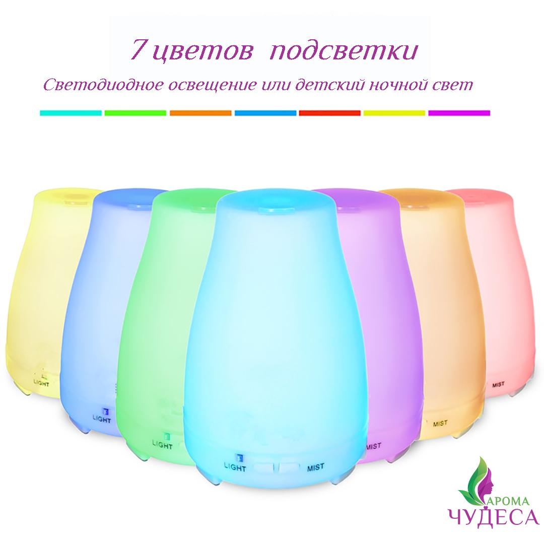 Ультразвуковой аромадиффузор Aroma diffuzer