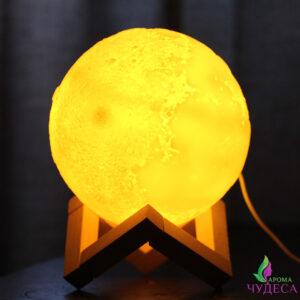 Ночник-аромаувлажнитель - Луна