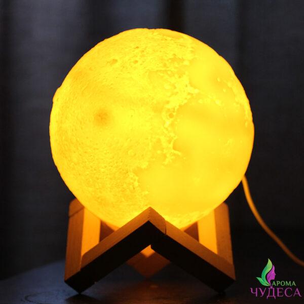 Ночник-аромаувлажнитель – Луна
