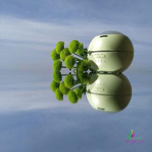 Зеленый ультразвуковой аромадиффузор