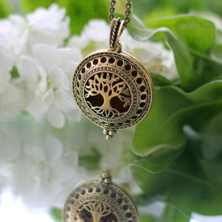 Аромакулон – дерево жизни (бронза)