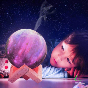 Ночник-увлажнитель Космос