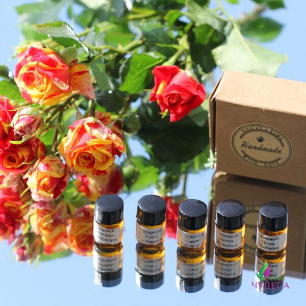 Натуральные авторские ресурсные парфюмы из эфирных масел