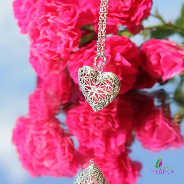 Аромакулон  – Мандала-сердце