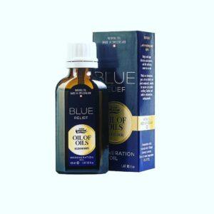 Смесь эфирных масел Блю Релиф (Blue Relief) Vivasan