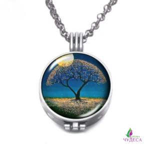 Яркий аромакулон – дерево снов